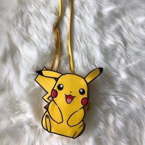 Pokémon Pikachu Adjustable Strap Handbag